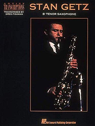 9780793519477: Stan Getz - BB Tenor Saxophone