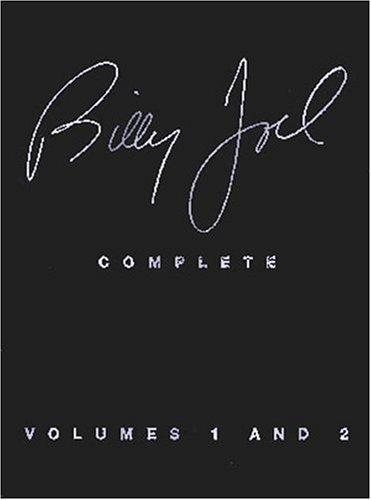 9780793519804: Billy Joel Complete