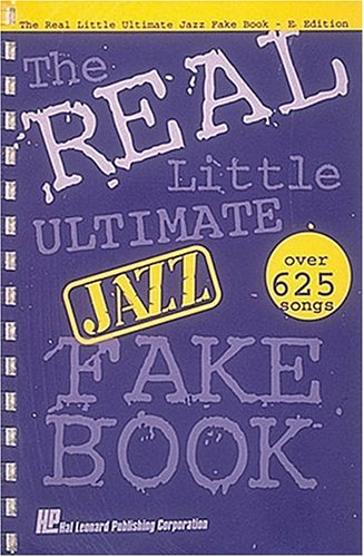 9780793520039: The Real Little Ultimate Jazz Fake Book: Eb Edition (Fake Books)