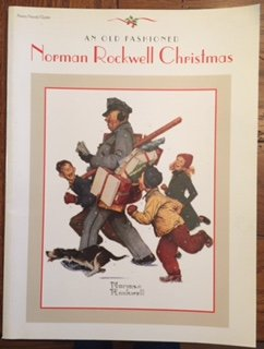 An Old-Fashioned Norman Rockwell Christmas (0793520185) by Norman Rockwell