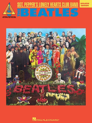 9780793520268: The Beatles - Sgt. Pepper's Lonely Hearts Club Band - Updated Edition (Guitar Recorded Versions)