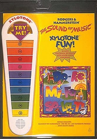 9780793520664: The Sound of Music: Xylotone Fun!/Book and Xylotone