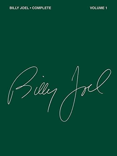 9780793520701: Billy Joel Complete: 1