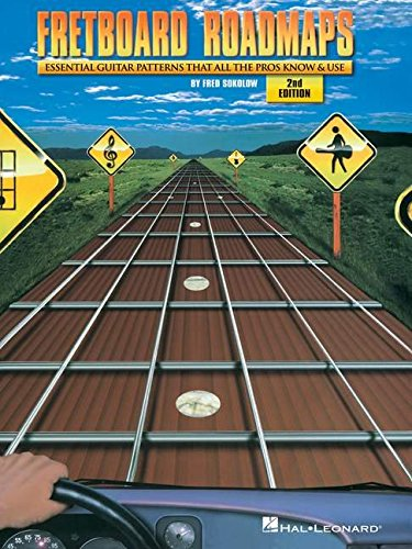 9780793520886: Fretboard Roadmaps: The Essential Guitar Patterns That All the Pros Know and Use (Guitar Techniques)