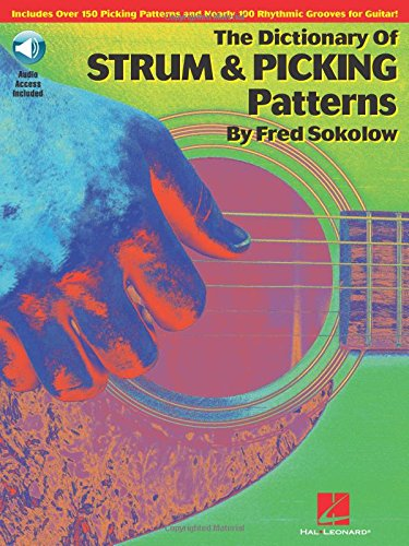 9780793520909: Dictionary of Strum and Picking Patterns for Guitar Bk/online audio