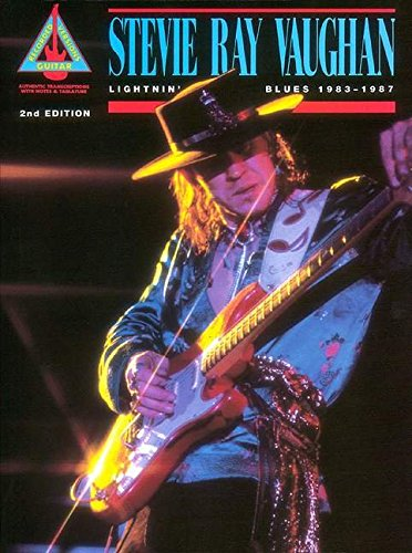 Stevie Ray Vaughan Lightnin Blues 1983 1987
