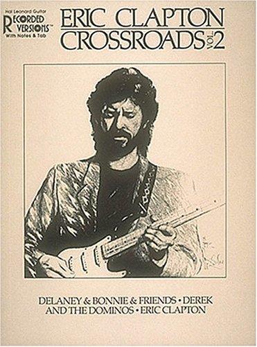 9780793520954: Eric Clapton - Crossroads Vol. 2*