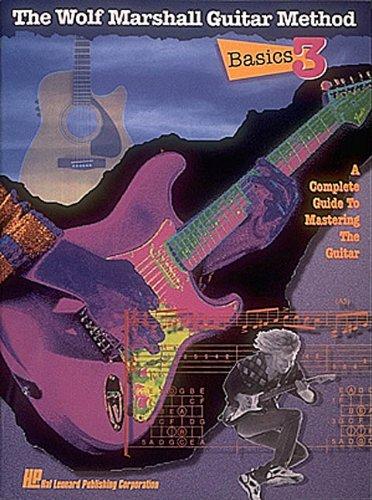 9780793520961: Wolf Marshall Basic Guitar Method: Basics 3