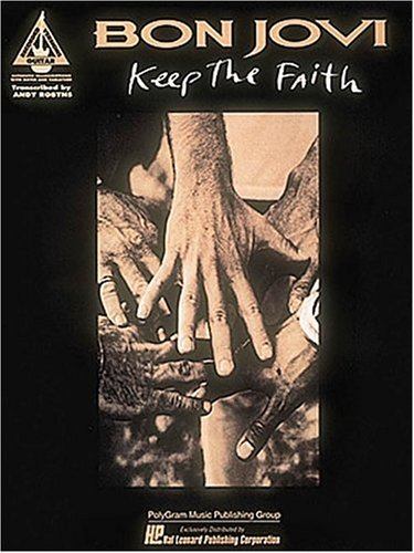 9780793521265: Bon Jovi - Keep the Faith*