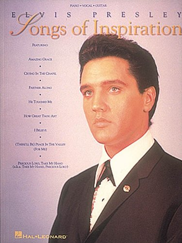 9780793521401: Presley Elvis Songs Of Inspiration Revised (Piano-Vocal-Guitar)