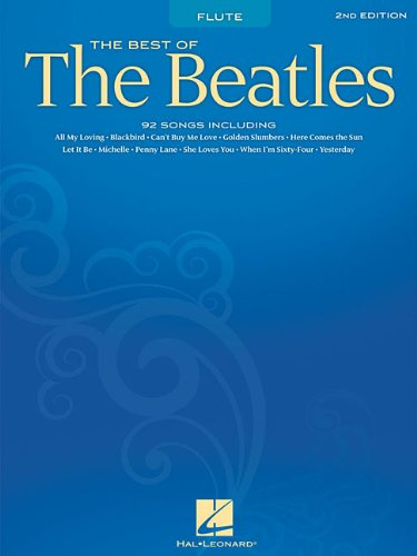 9780793521425: Best of The Beatles: Flute