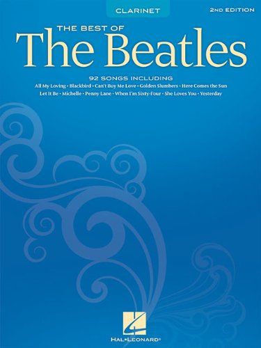 9780793521432: Best of the Beatles: Clarinet