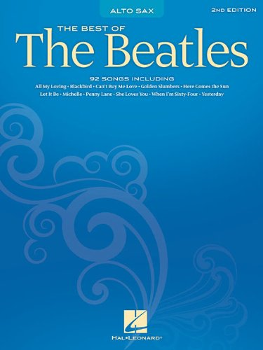 9780793521449: Best of the Beatles: For Alto Saxophone
