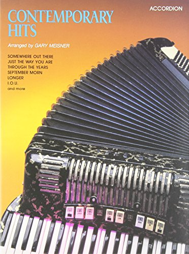9780793521708: Contemporary Hits for Accordion