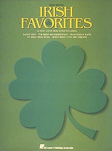 9780793521777: Irish Favorites: Easy Piano