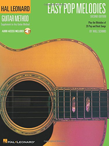 9780793521876: Guitar Method: Easy Pop Melodies, 2nd Edition (Book & CD)