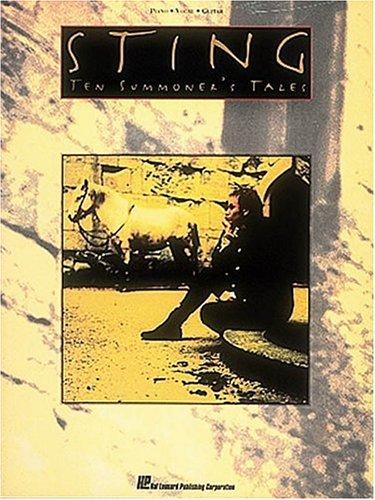9780793521999: Sting - Ten Summoner's Tales