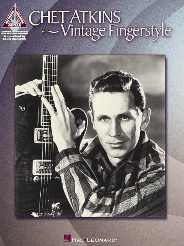 9780793522170: Chet Atkins - Vintage Fingerstyle (Guitar Recorded Versions)
