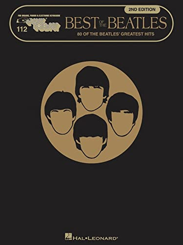 9780793522859: Best of the Beatles: 80 of the Beatles's Greatest Hits