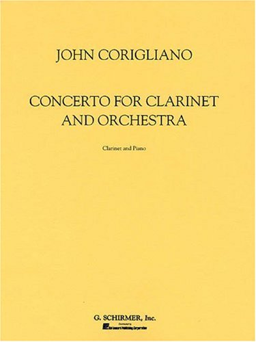 9780793522934: Concerto for Clarinet and Orchestra: Clarinet and Piano