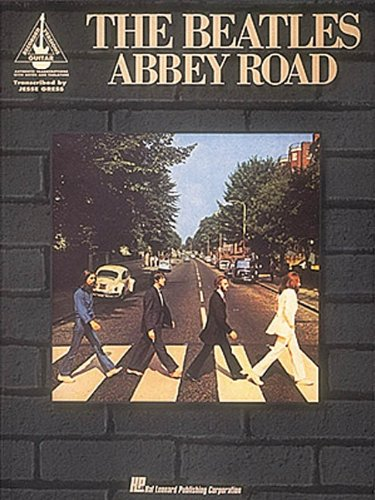 9780793523030: The Beatles - Abbey Road (Guitar Recorded Versions)