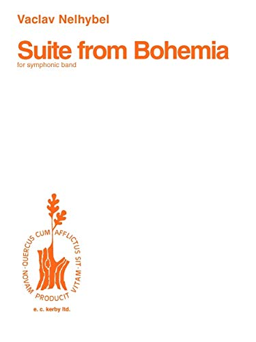 9780793523160: Suite from Bohemia: Score and Parts