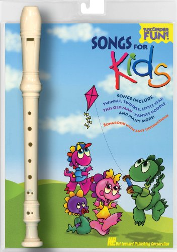 9780793523283: Songs for Kids [With Recorder] (Recorder Fun!)