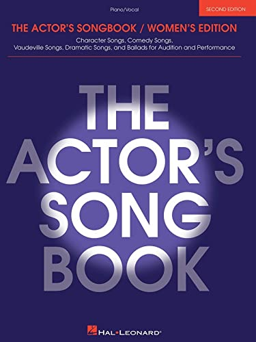 9780793523450: The Actor's Songbook: Women's Edition (Piano Vocal Series)