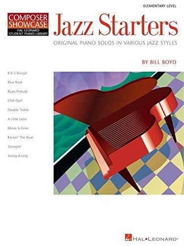 9780793523597: Jazz Starters
