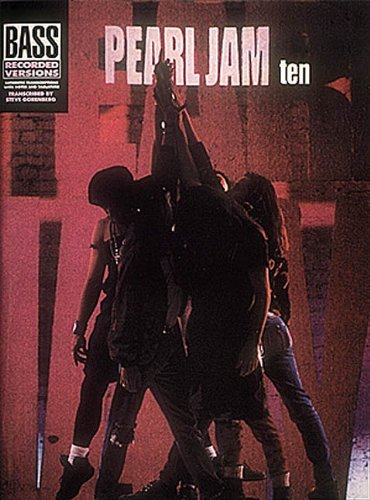 9780793523689: Pearl Jam - Ten* (Bass Recorded Versions)