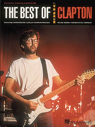 9780793523887: Clapton The Best Of Eric