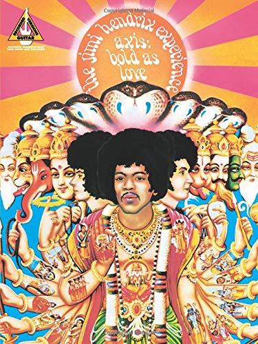 9780793523917: The Jimi Hendrix Experience: Axis - Bold As Love: Guitar Recorded Versions