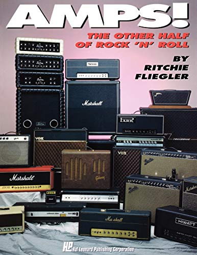 9780793524112: Amps!: The Other Half of Rock 'N' Roll