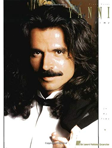 9780793524365: Yanni: In My Time