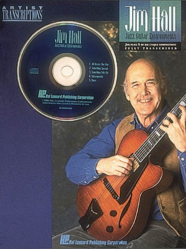9780793524396: Jim Hall - Jazz Guitar Environments