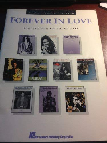 9780793524525: Forever In Love And Other Top Recorded Hits (Piano-Vocal-Guitar Series)