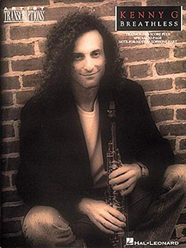 9780793524587: Kenny G - Breathless: Soprano, Alto, and Tenor Saxophone