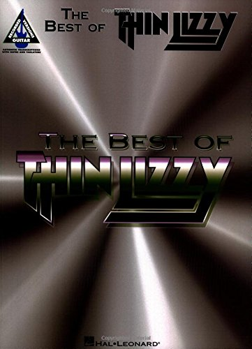 9780793524594: Best of Thin Lizzy: With Notes & Tablature