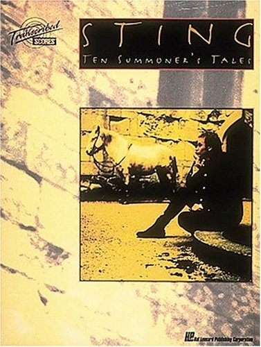 9780793524600: Sting - Ten Summoner's Tales