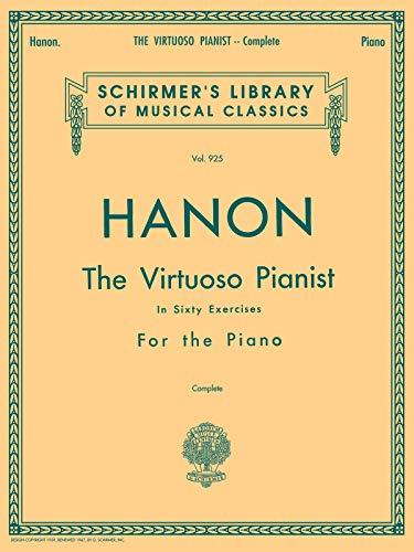 Hanon - Virtuoso Pianist in 60 Exercises