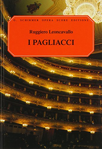9780793525485: I Pagliacci: Opera in Two Acts