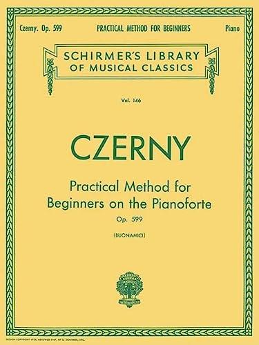 9780793525676: Practical Method for Beginners, Op. 599: Piano Technique