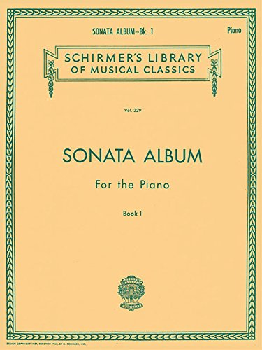 9780793525775: Sonata Album for the Piano - Book 1