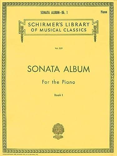 9780793525775: Sonata Album for the Piano - Book 1: Piano Solo