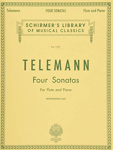 9780793526031: Four Sonatas