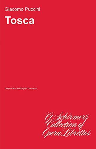 9780793526079: Giacomo Puccini: Tosca (Libretto) Livre Sur la Musique
