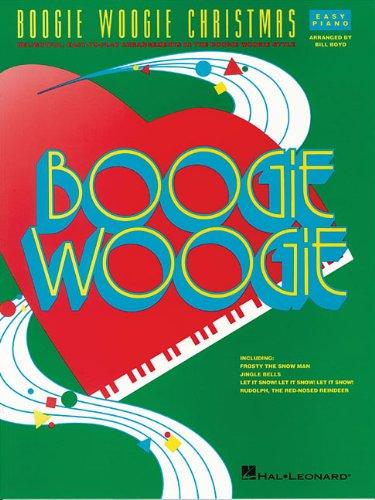 9780793526550: Boogie Woogie Christmas (Easy Piano Songbook)