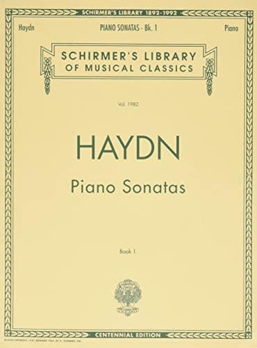 9780793526574: Piano Sonatas: Book 1