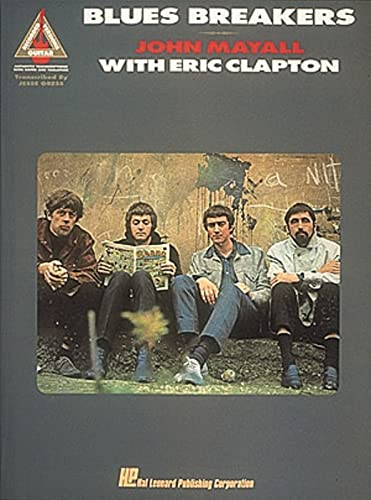9780793526840: Blues Breakers: John Mayall With Eric Clapton - Guitar Recorded Versions