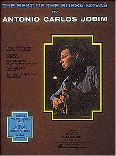 9780793526987: Antonio Carlos Jobim - The Best Of The Bossa Novas